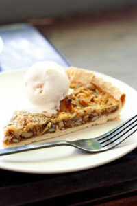 Walnut & Pumpkin Seed Tart