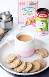Spiced Earl Grey Cookies