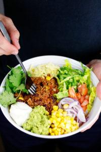 Mexican Chilli Bowl