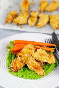 Quinoa Chicken Tenders