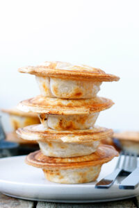 Spiced Lamb Pies